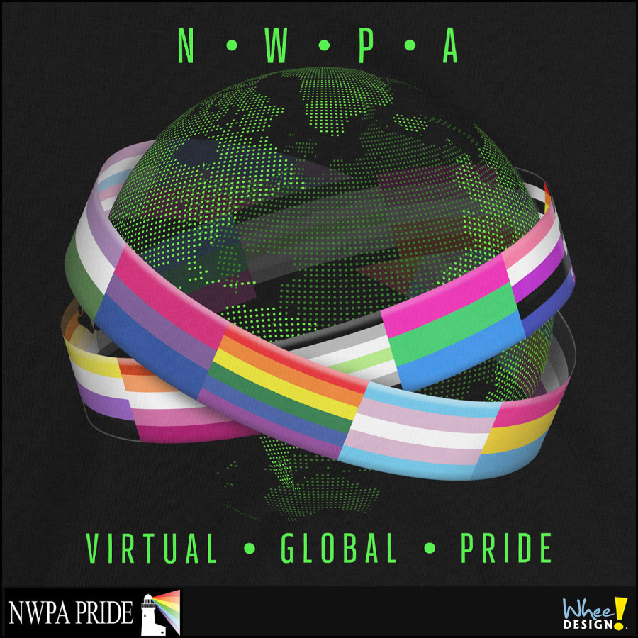 NWPA Virtual Pride T-Shirts